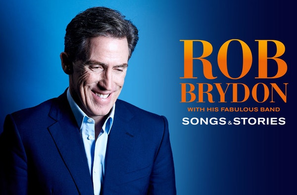Rob Brydon - Songs & Stories