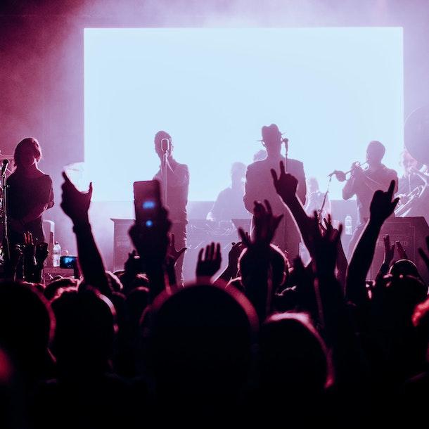 The Dutty Moonshine Big Band Tour Dates