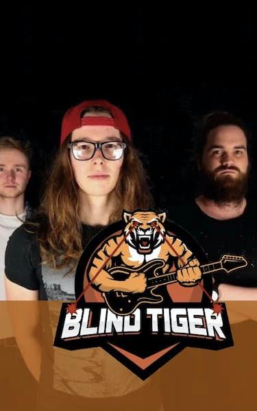 Blind Tiger Tour Dates