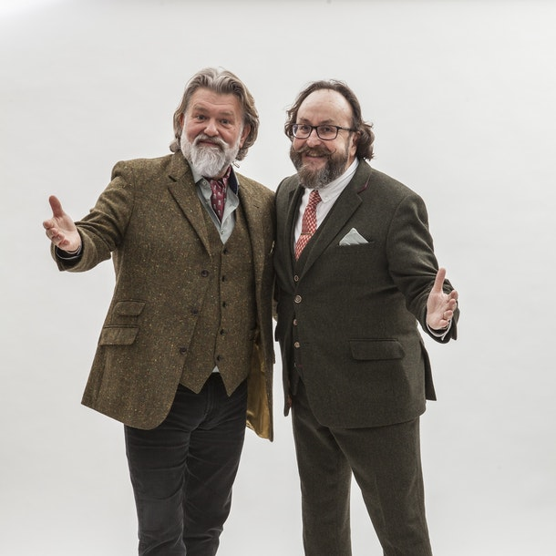 The Hairy Bikers Tour Dates