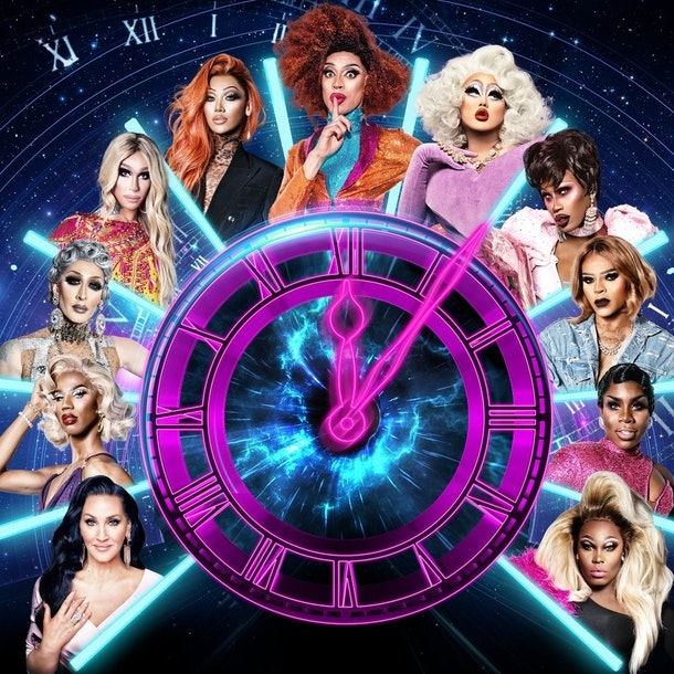 RuPaul's Drag Race - Werq The World Tour 2021