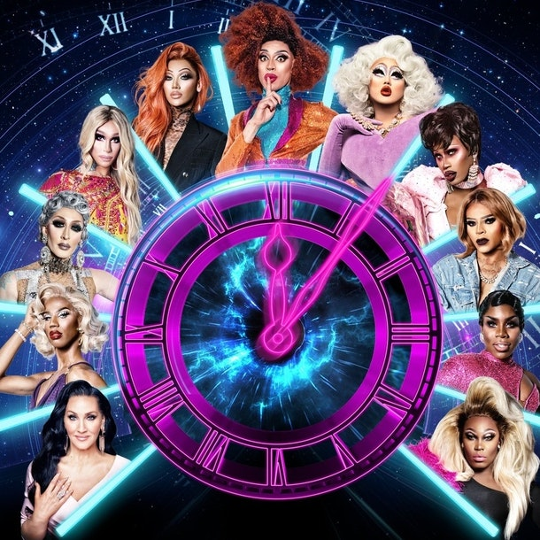 RuPaul's Drag Race: Werq The World Tour 2021 Tour Dates