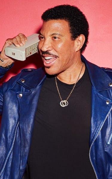 Lionel Richie Tour Dates