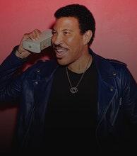 Lionel Richie artist photo