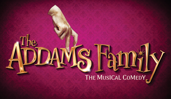 The Addams Family - The Musical Tour Dates