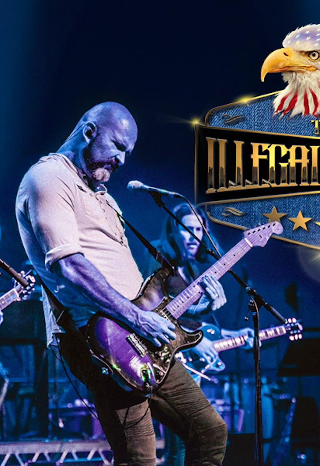 Eagles Tour Dates 2020.The Illegal Eagles Tour Dates Tickets 2020 Ents24