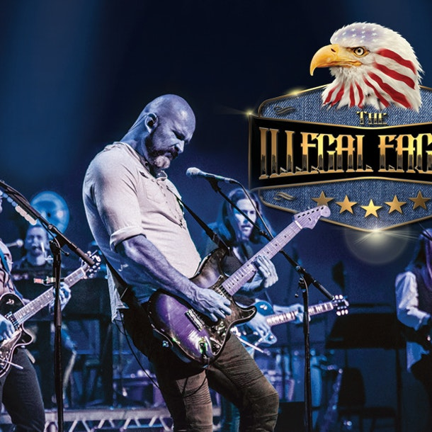 The Illegal Eagles Tour Dates