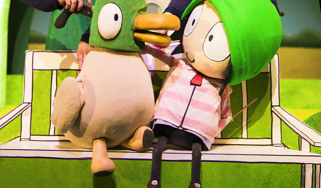 Mead Cup 2020.Sarah Duck S Big Top Birthday East Grinstead Tickets Chequer Mead Theatre 5th Mar 2020
