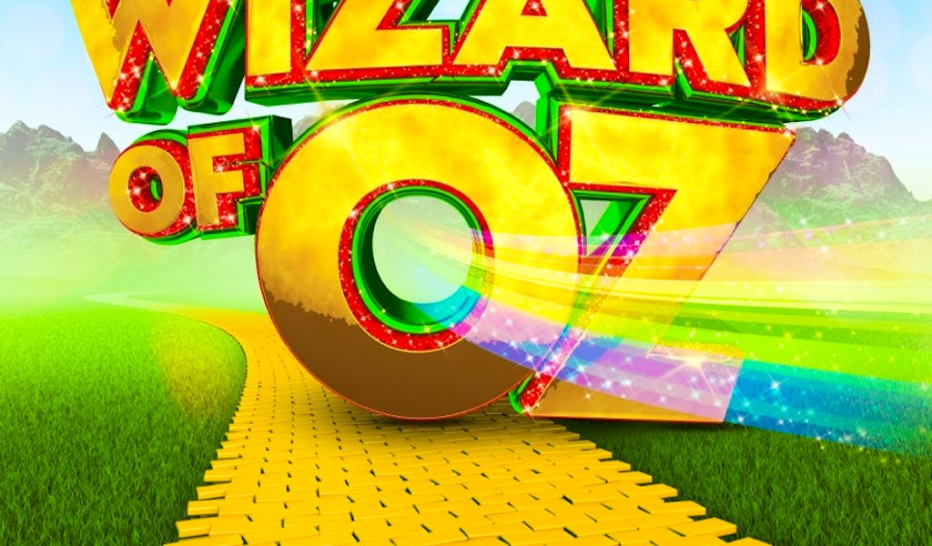 Mead Cup 2020.The Wizard Of Oz East Grinstead Tickets Chequer Mead Theatre 9th Apr 2020