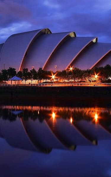 The Scottish Event Centre & Clyde Auditorium (The Armadillo) Events