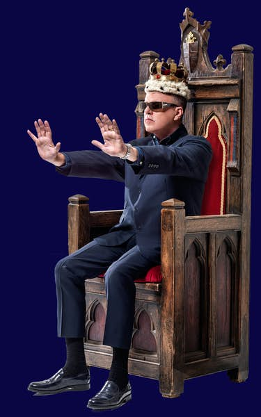 Suggs: What A King Cnut - A Life In The Realm Of Madness