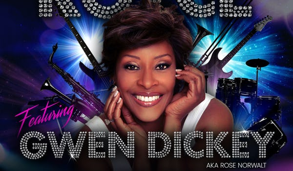 Rose Royce Featuring Gwen Dickey Tour Dates