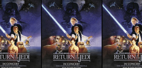Star Wars: Return of the Jedi - Live In Concert 13 Events