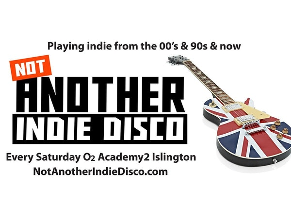 Not Another Indie Disco DJs Tour Dates