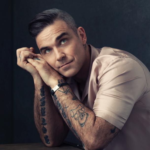 Robbie Williams Tour Dates
