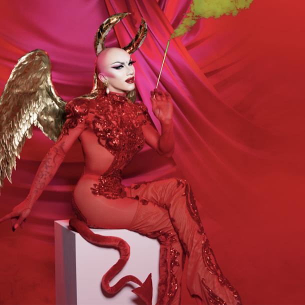 Sasha Velour Tour Dates