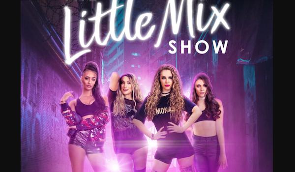 Woman Like Me - The Little Mix Show Tour Dates