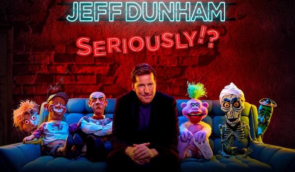 Jeff Dunham Tour Dates