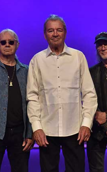 Deep Purple Tour Dates