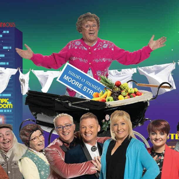 Mrs. Brown's Boys D'Live Show - Encore Tour