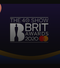 The BRIT Awards 2020 with Mastercard artist photo