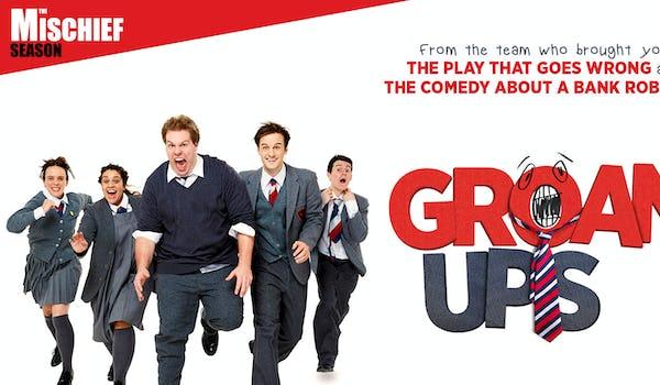 Groan Ups Tour Dates