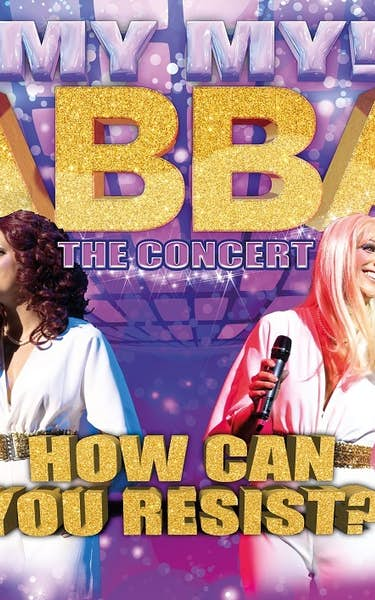 My My - ABBA Tribute Show UK Tour Dates