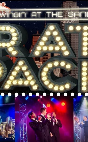 The Rat Pack Tribute Show - Swingin' At The Sands