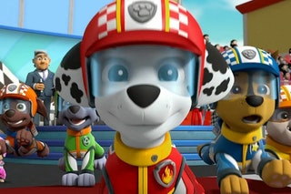 Image for Paw Patrol: Ready, Race, Rescue