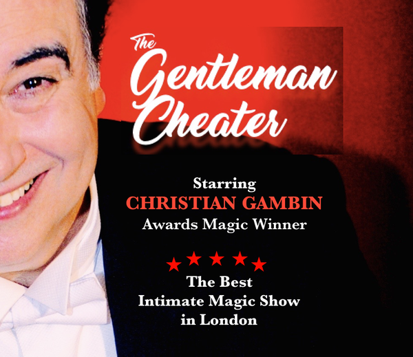 The Gentleman Cheater Zoom Magic Show
