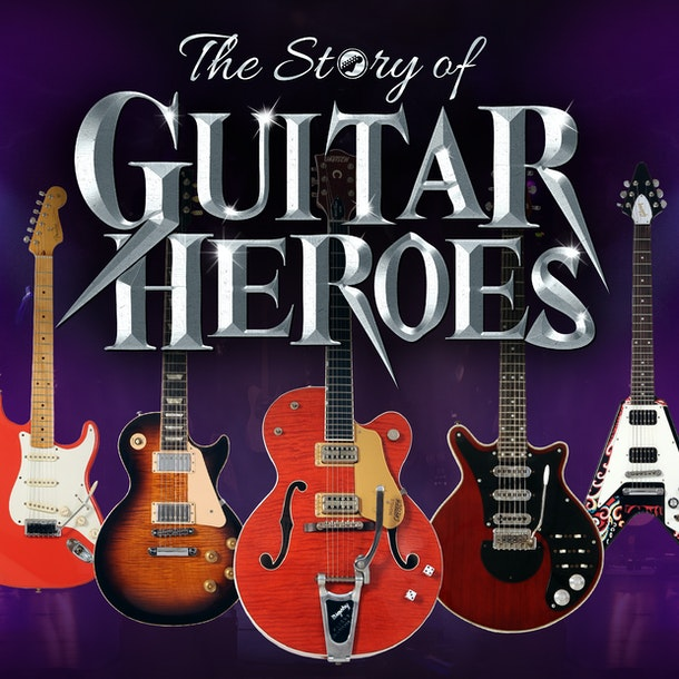 The Story Of Guitar Heroes Tour Dates