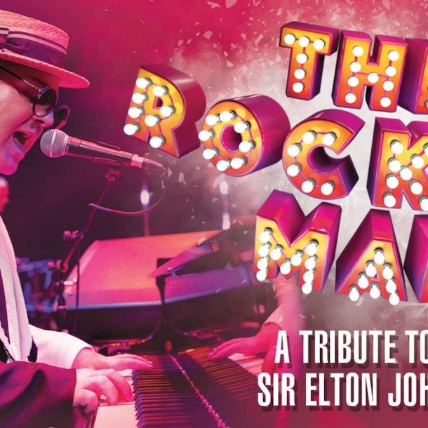 The Rocket Man – A Tribute to Sir Elton John Tour Dates
