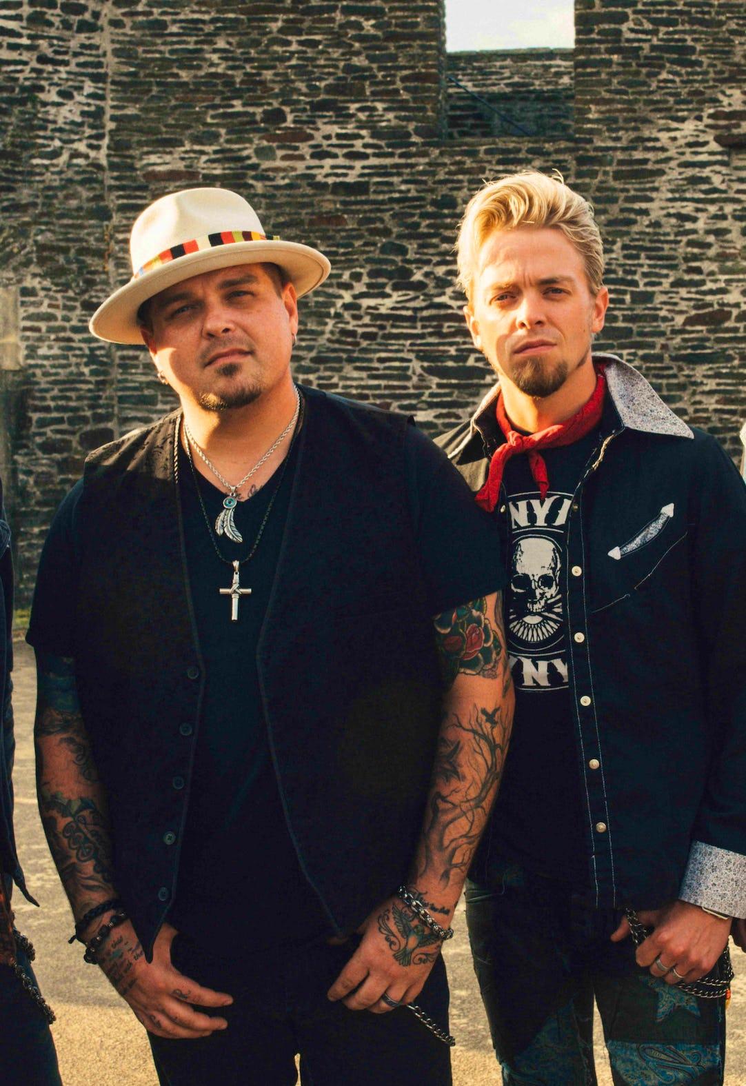 shinedown tour dates 2020