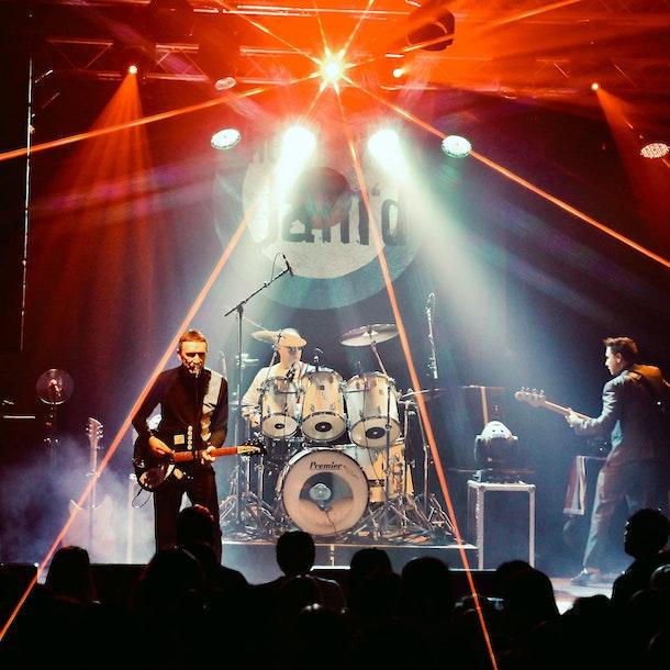 The Jam'd Tour Dates