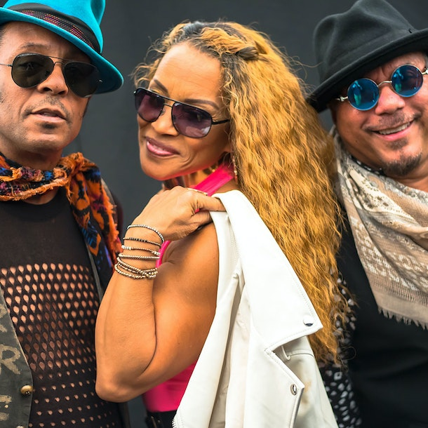 Shalamar Tour Dates