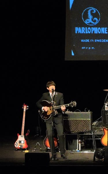 The Upbeat Beatles Tour Dates