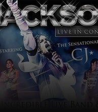 Jackson Live In Concert artist photo