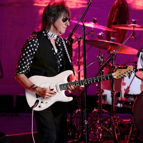 Jeff Beck Tour Dates