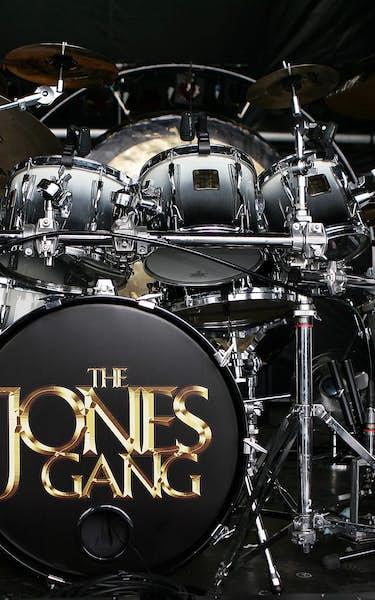 Kenney Jones & The Jones Gang Tour Dates