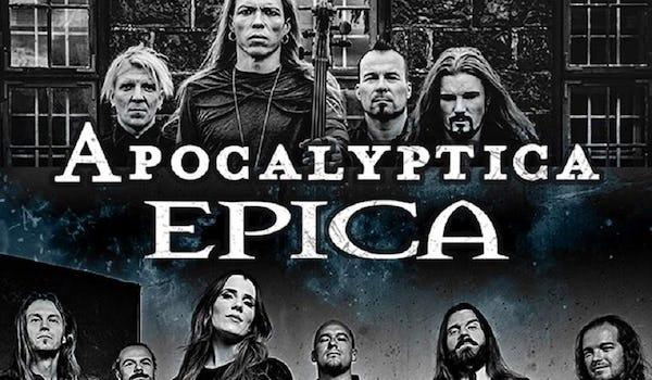 Apocalyptica / Epica