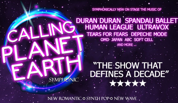 Calling Planet Earth Tour Dates