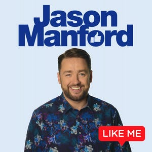 Jason Manford appearing at this event