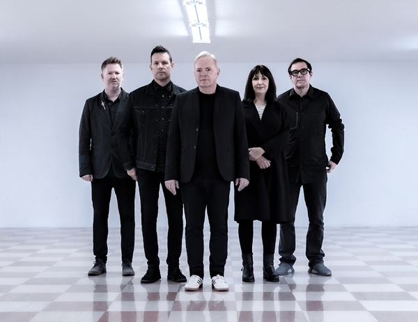 New Order Tour Dates