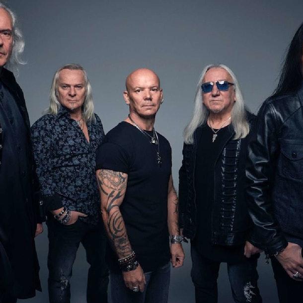 Uriah Heep Tour Dates