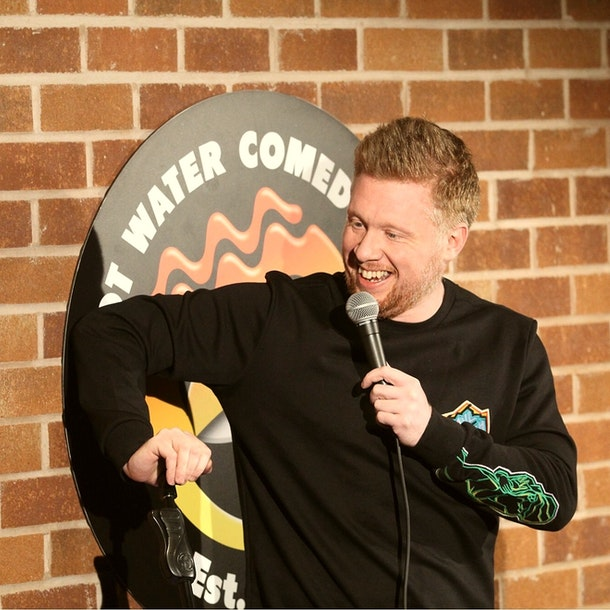 Hot Water Comedy Club (Studio) Events