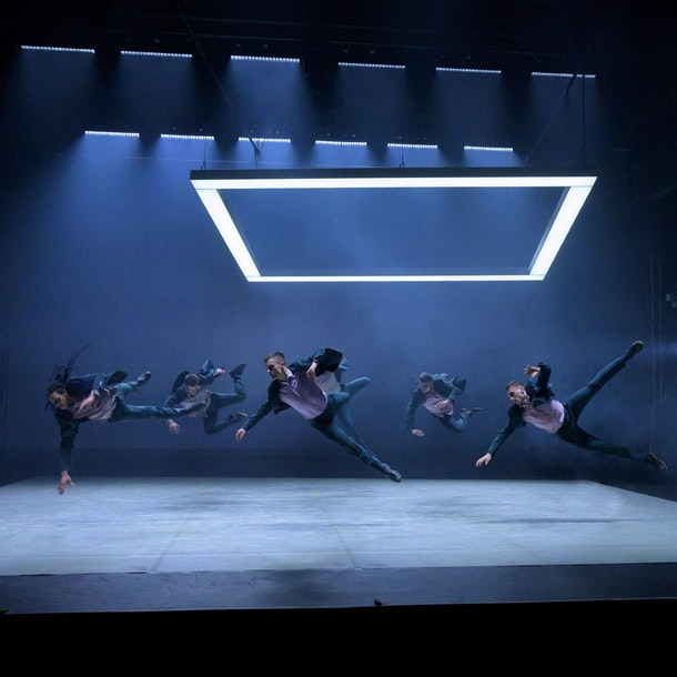 Balletboyz Tour Dates