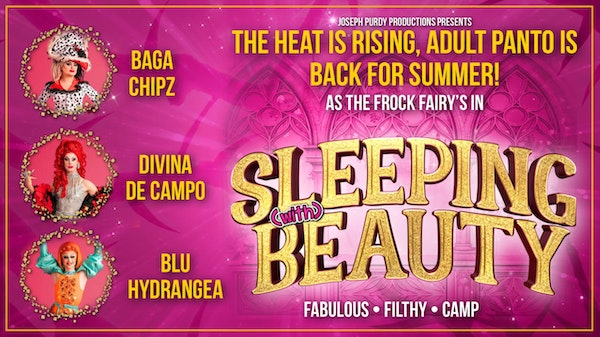 The Frock Fairies in Sleeping (With) Beauty 17 Events