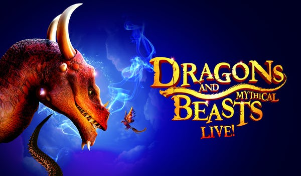Dragons and Mythical Beasts - Live Tour Dates