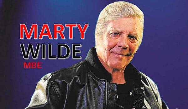 Marty Wilde & The Wildcats