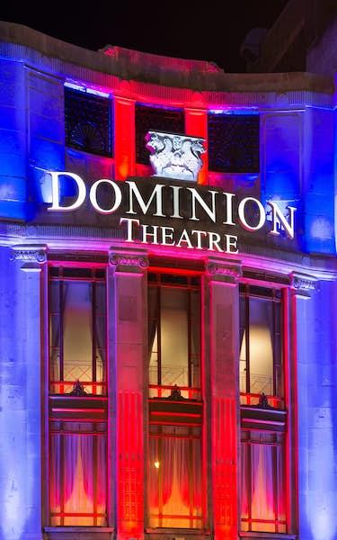Dominion Theatre Events